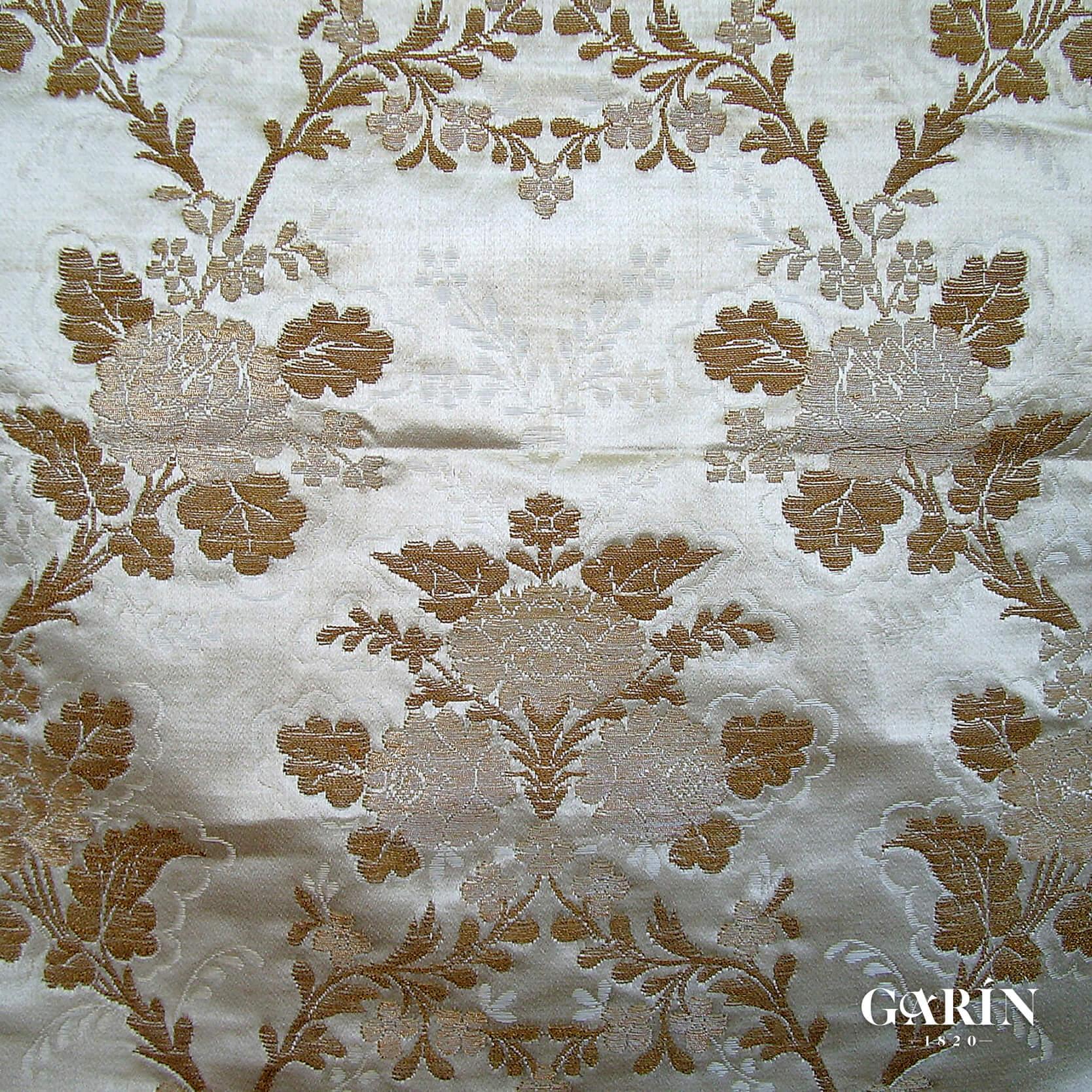 diseños valencianos espolín Soria Garín