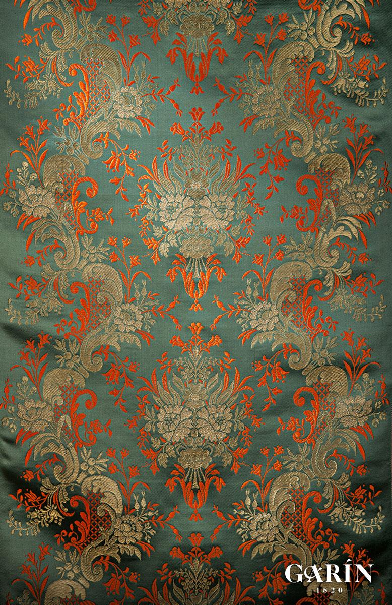 diseños valencianos espolín Ramito Garín